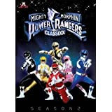 "Mighty Morphin Power Rangers ClassiXX - Season 2 (6 DVDs)von ""Austin St. John"""