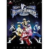 "Mighty Morphin Power Rangers ClassiXX - Season 2 (6 DVDs)von ""Austin St. John"""