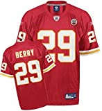 Reebok Kansas City Chiefs Eric Berry Youth Replica Jersey Large at Amazon.com
