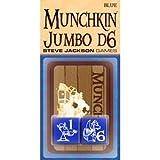 Munchkin Jumbo D6 (blau)