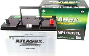 ATLASBX [ アトラス ] 国産車バッテリー [ Dynamic Power ] AT (MF) 115D31L