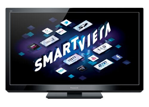 Panasonic Smart VIERA TX-P42GT30B 42-inch Full HD 1080p 3D 600Hz Internet-Ready Plasma TV with Freeview HD and Freesat HD (Installation Recommended)