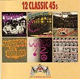 12 Classic 45's