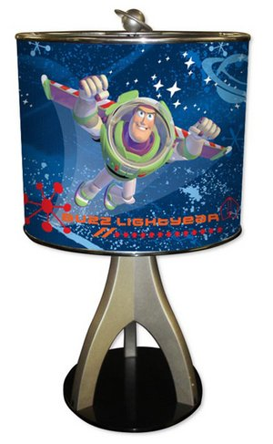Toy Story Sculpted 3D Magic Image Lamp
