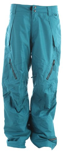 B008SDG1BI Ride Alki Snowboard Pants Harbor Blue Mens Sz XL