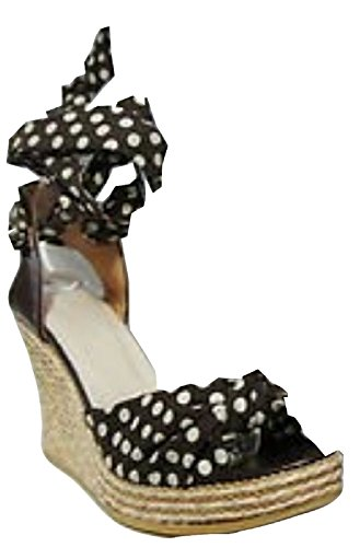 Hobbs, Espadrillas basse donna Brown Polka Dot 35 (3 UK)