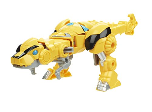 Playskool Heroes Transformers Rescue Bots Roar and Rescue Bumblebee Figure - 1