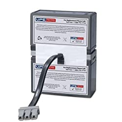 Replacement Battery APC Back UPS HT 1000VA - #BT1000