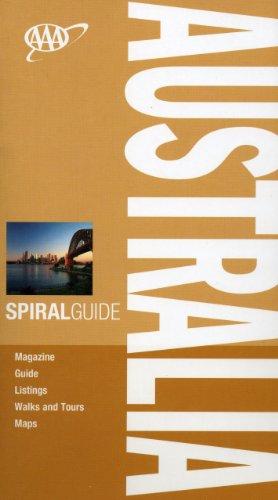 AAA Spiral Australia (AAA Spiral Guides: Australia)