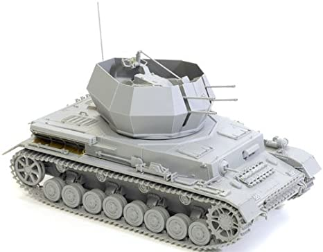 Dragon - D6540 - Maquette - Flakpanzer IV Wirbelwind - Echelle 1:35
