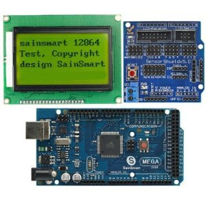 SainSmart 1602 LCD Keypad Shield for Arduino Duemilanove