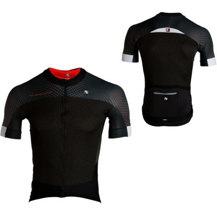 Buy Low Price Giordana FormaRed Carbon Jersey – Short-Sleeve – Men's (B004P8AZXU)
