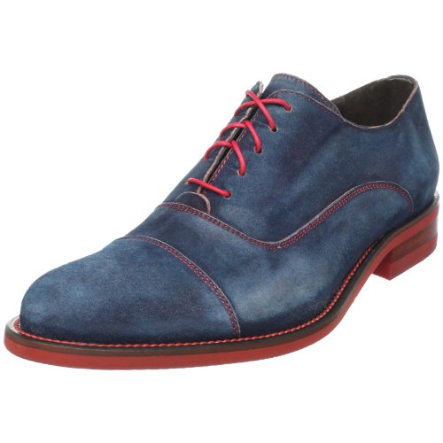 Donald J Pliner Men's Ember Oxford, Navy, 11.5 M US