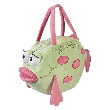 Laid Back Snuggle Duffle Bag, Winnie Finny Fish