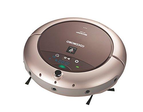 SHARP プラズマクラスター搭載 ロボット家電 COCOROBO ハイグレードモデル ゴールド系 RX-V95A-N
