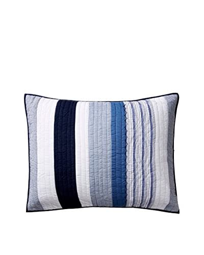 Nantucket Dream Standard Sham, Blue Multi