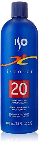 ISO i.Color ZeroLift Creme Developer (Innovative Creme Developer compare prices)