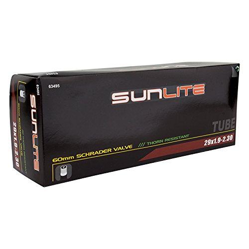 Sunlite Thorn Resistant Schrader Valve Tube, 29 x 1.9-2.30