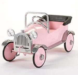 Pretty Pink Princess Pedal Car