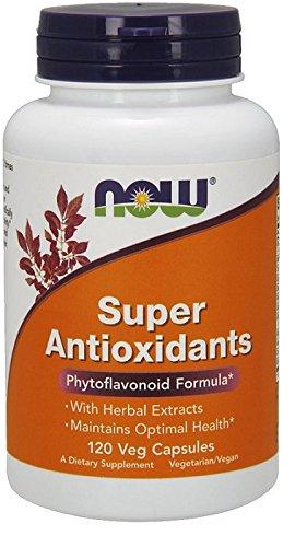 NOW Foods Super Antioxidants, 120 Capsules