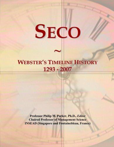 seco-websters-timeline-history-1293-2007