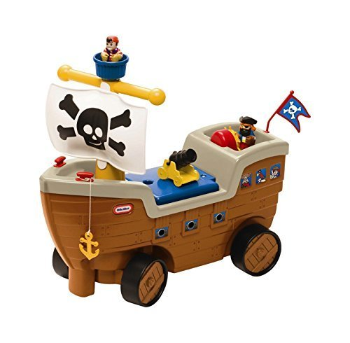 Little Tikes Play 'N Scoot Pirate Ship Ride-on by Little Tikes