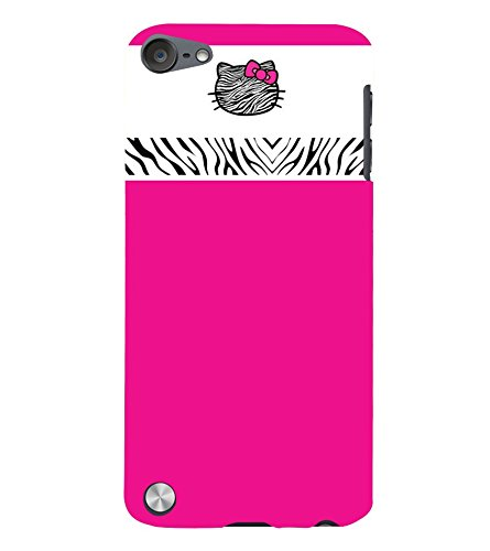 Fuson Designer Back Case Cover for Apple iPod Touch 5 :: Apple iPod 5 (5th Generation) ( Classic Pink Color Design )  available at amazon for Rs.497