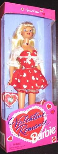 Valentine Romance Barbie - Special Edition