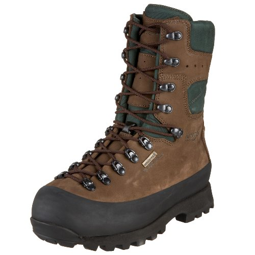 Kenetrek Men's Mountain Extreme 400 Insulated Hunting Boot,Brown,10.5 M US
