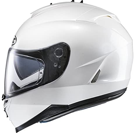 HJC iS - 17 casque blanc taille xS (53/54 cm)