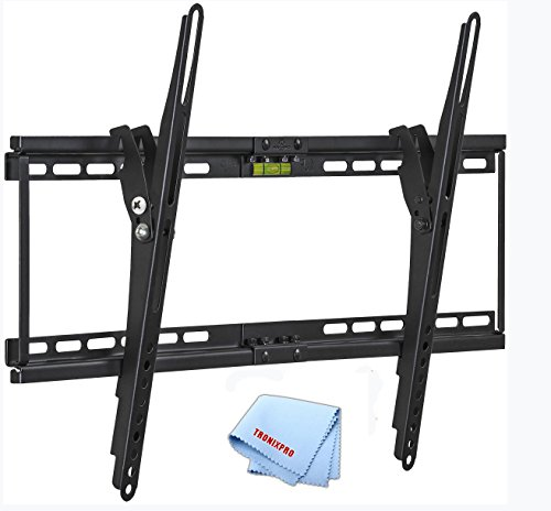 """Universal Tilting Ultra Slim Flat Screen Tv Wall Mount For 32""""-60"""" Tvs From Tronixpro"""