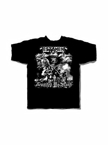 Riuniti Testament T-Shirt nero L