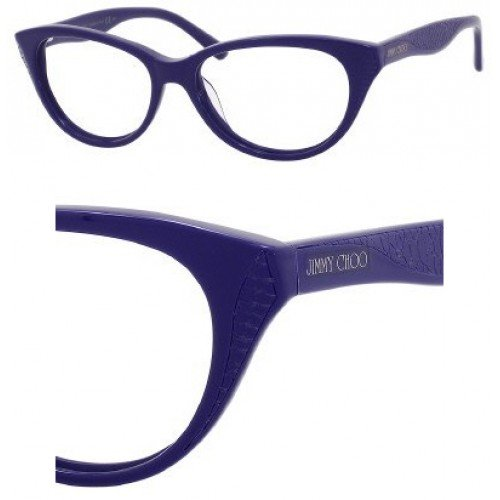 Jimmy Choo JIMMY CHOO Eyeglasses 60 06Z6 Violet 50mm