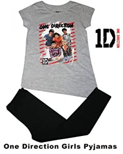One Direction Girls Pyjamas Set from England