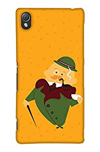 PrintHaat Designer Back Case Cover for Sony Xperia Z2 (5.2 Inches) :: Sony Xperia Z2 L50W D6502 D6503