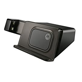 Motorola HD Dock with Rapid Wall Charger for Motorola Atrix HD