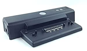 Dell PR01X D/Port Advanced Port Replicator (Docking Station) for Dell Latitude D-Family Laptops / Precision Mobile WorkStation with PA-10 Adapter