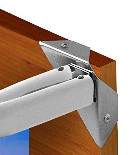 sierra tools jt1851 set of 4 curtain rod holders