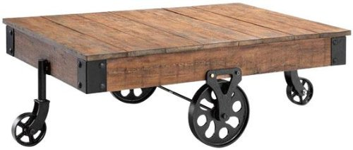 Vintage Industrial Carts With Wheels InfoBarrel
