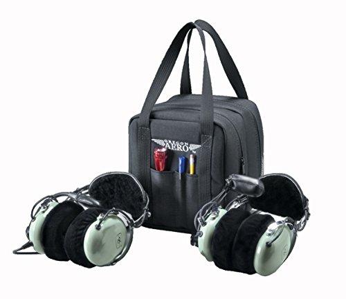 Oregon Aero Double Headset Bag