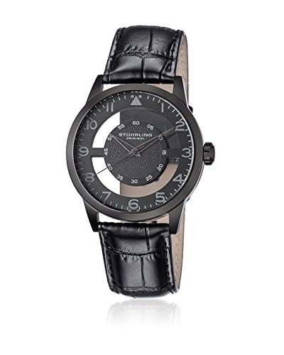 Stuhrling Original Reloj con movimiento cuarzo japonés Man Aviator 650 42 mm