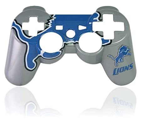 PS3 Official NFL Detroit Lions Controller Faceplate
