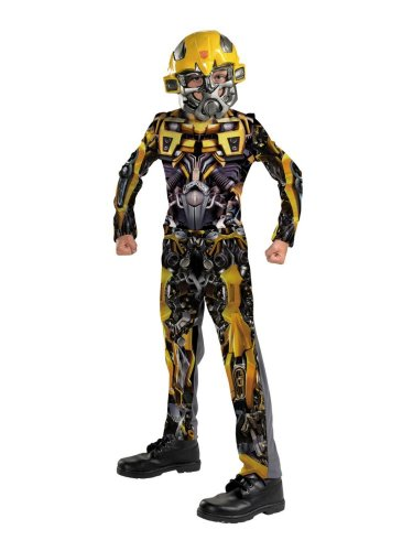 Transformers Boys Bumblebee Costume