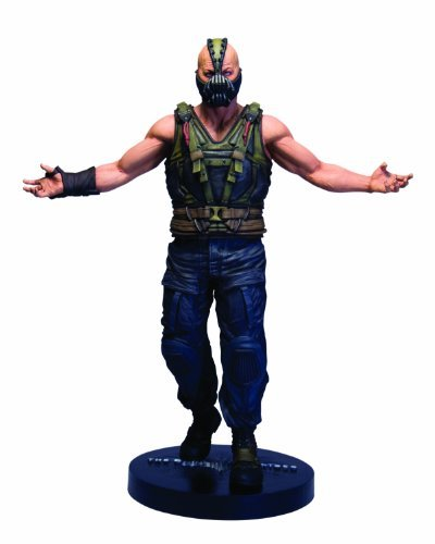 Based On The 2012 Action-Adventure The Dark Knight Rises - DC Direct The Dark Knight Rises: Bane 1:6 Scale Icon Statue