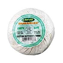 HIC Librett Cotton Butchers Twine 370-Feet