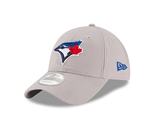 MLB Toronto Blue Jays Core Shore 9Twenty Adjustable Cap, Gray, One Size (Toronto Cap compare prices)