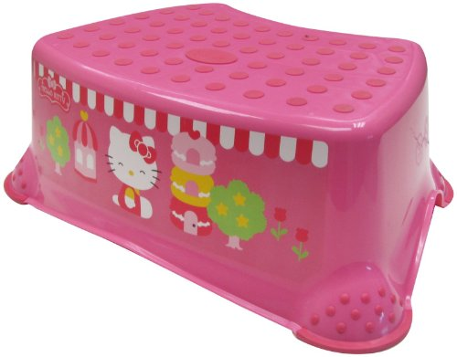 Ginsey Hello Kitty Deluxe Step Stool - 1