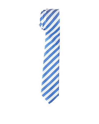 Macson Cravatta [Blu/Bianco]
