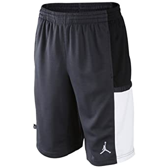 Buy Boys Youth Jordan Bankroll Basketball Shorts Anthracite by Jordan