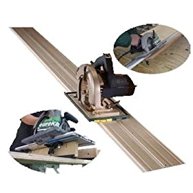 Table Saw Guide Track